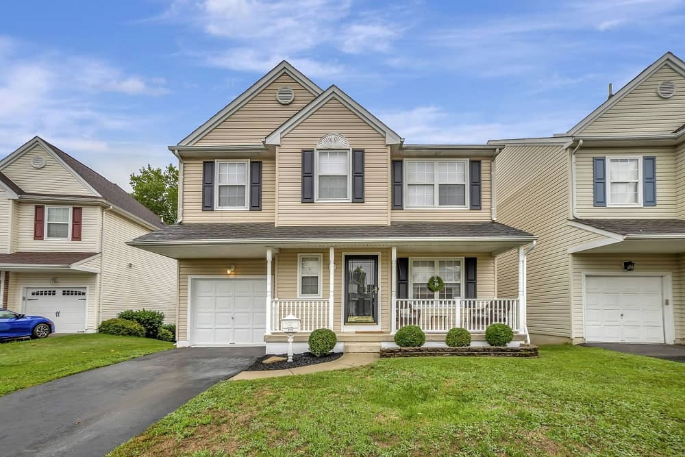 Real Estate Photography in Philadelphia - Front View