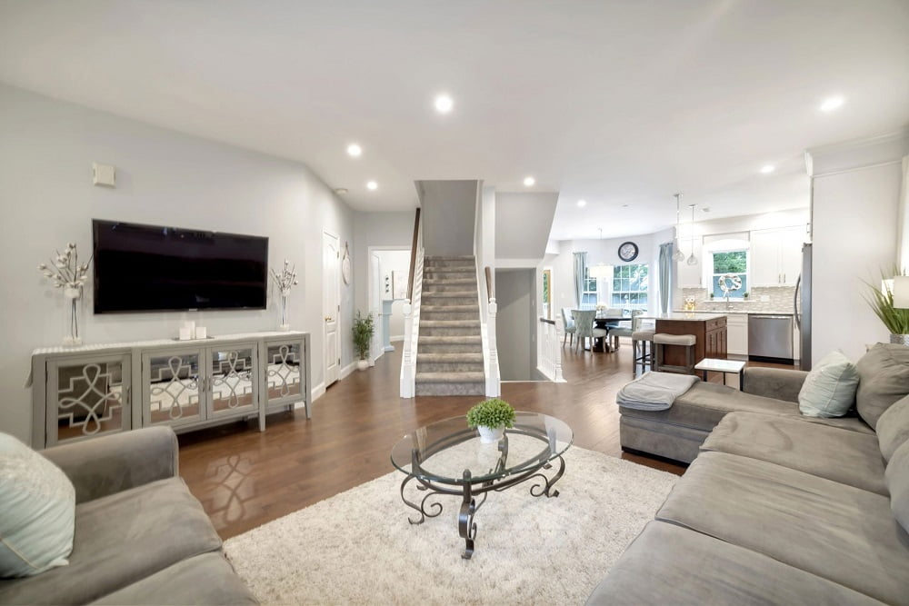 Real Estate Photography in Philadelphia - Hall View