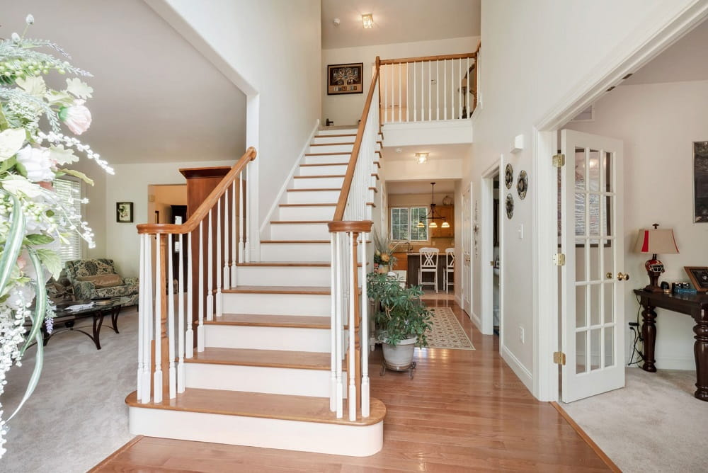 Real Estate Photography in Ocean View - Stair Case View