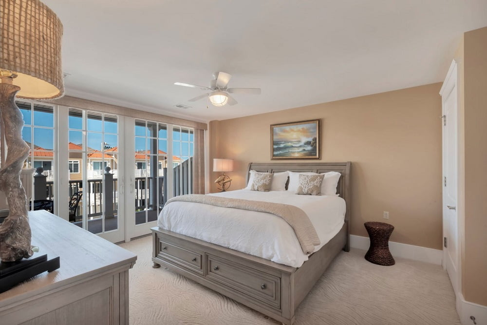 Real Estate Photography in Ocean View - Bedroom View