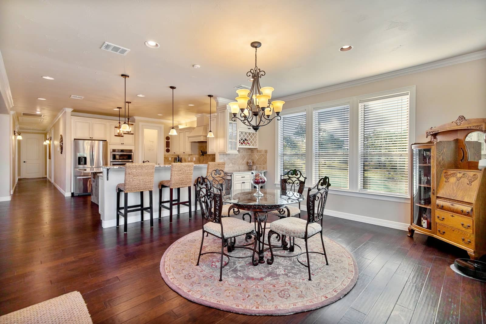 Real Estate Photography in New Braunfels - TX - Kitchen View