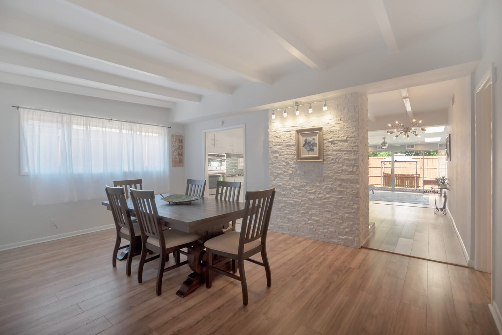 Real Estate Photography in Garland - TX - Dinning Area View