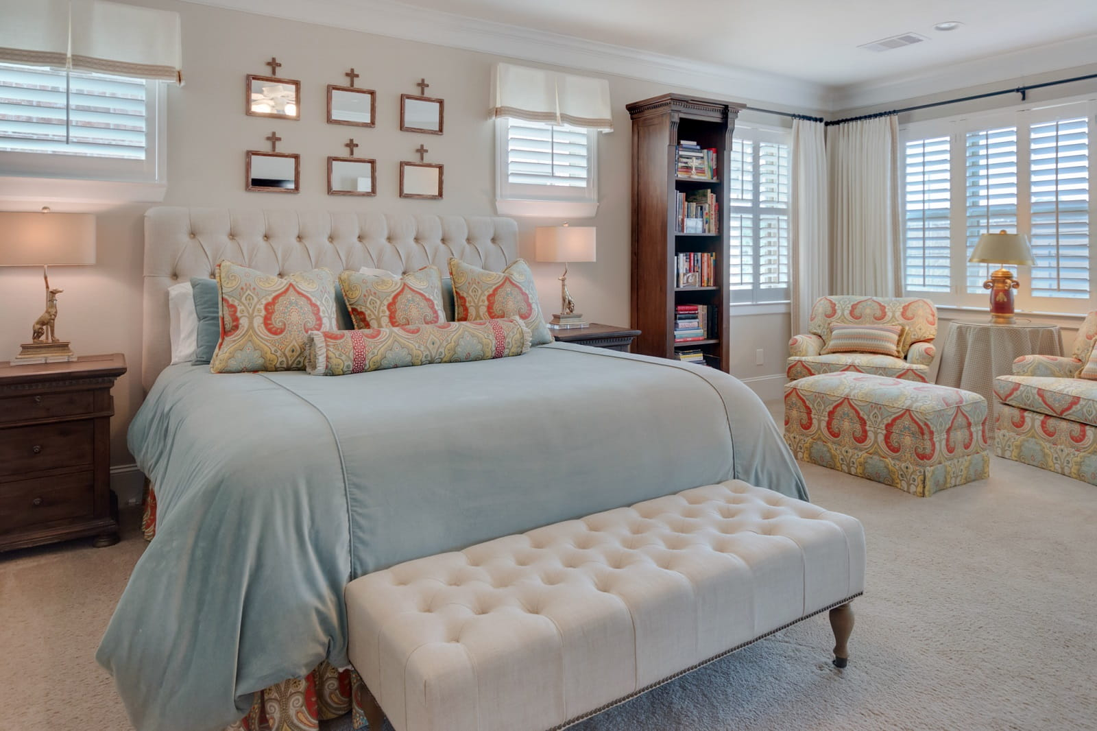Real Estate Photographers in Sugar Land - TX - Bedroom View