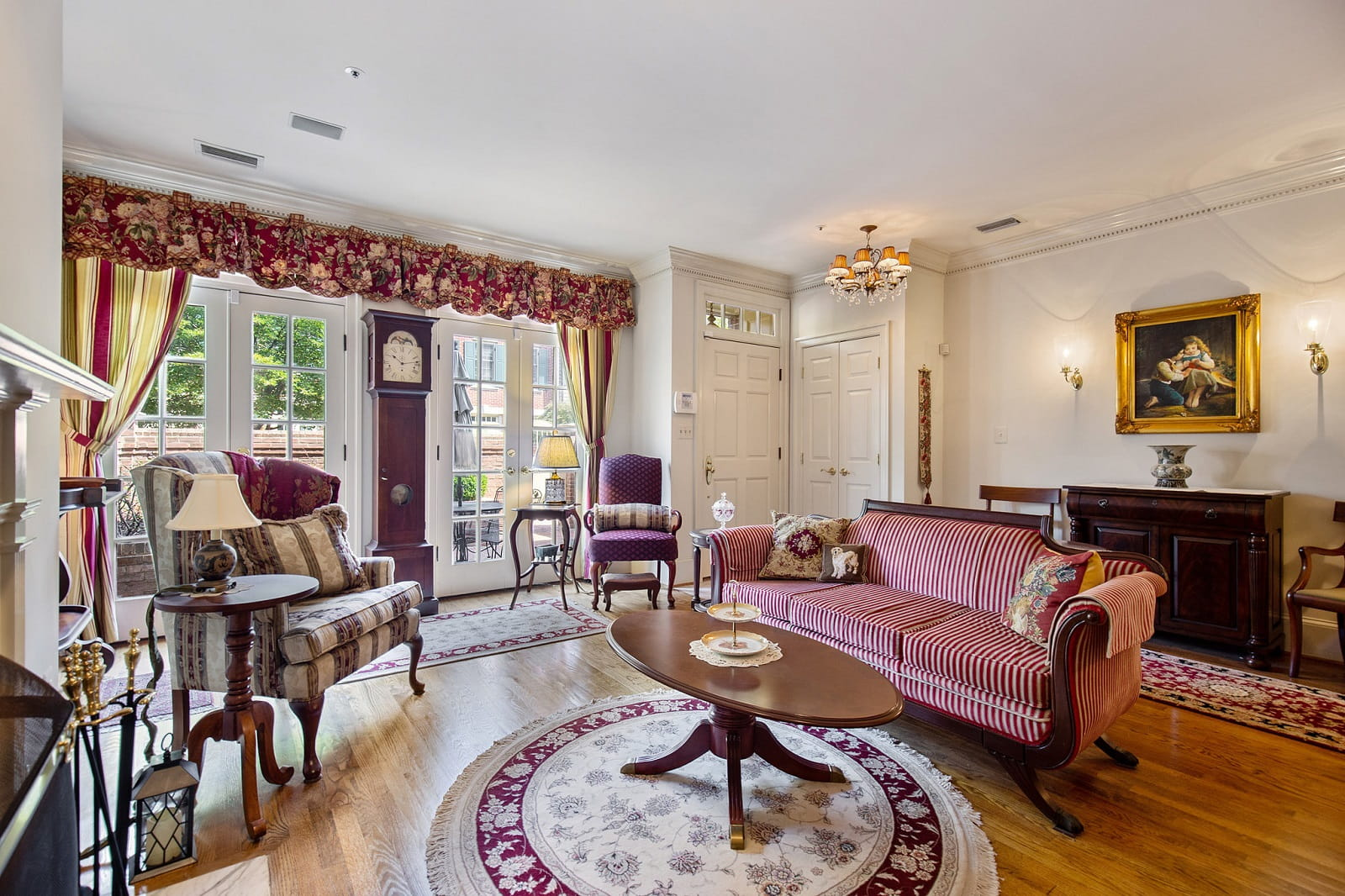 Real Estate Photography in Alexandria - Living Area View