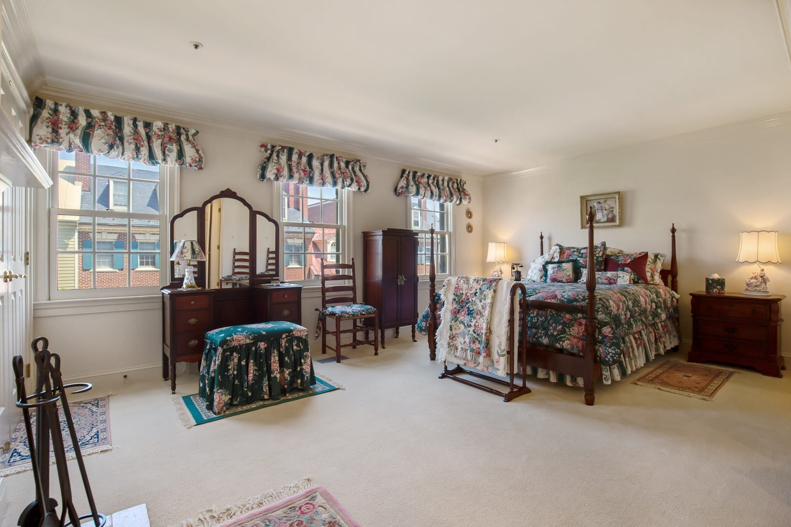 Real Estate Photography in Alexandria - Bedroom View