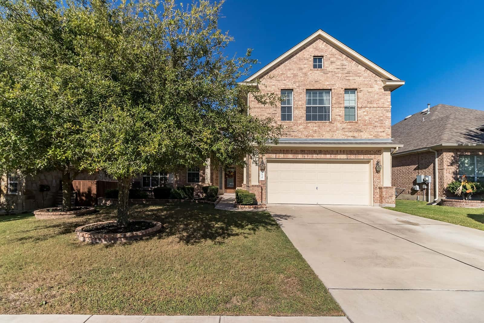 Real Estate Photography in Round Rock - TX - Front View