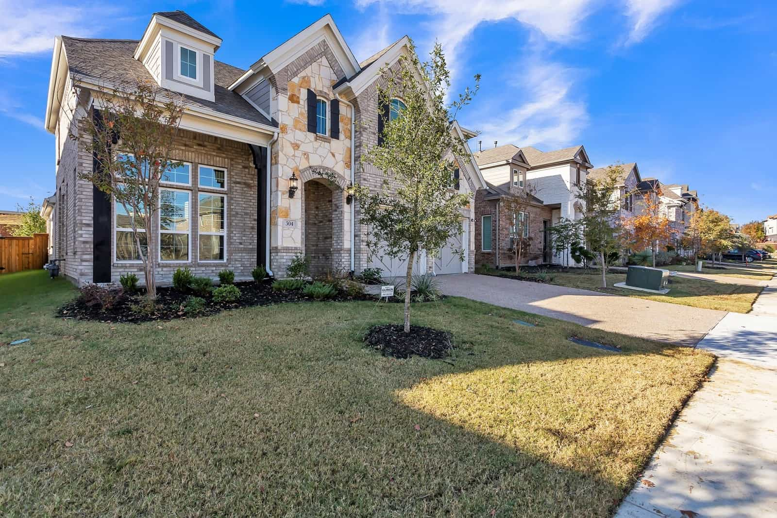 Real Estate Photography in Irving - TX - Front View