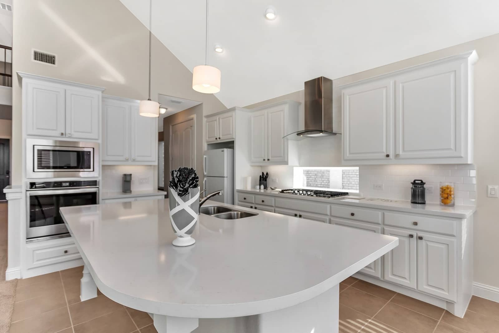 Real Estate Photography in Irving - TX - Kitchen View