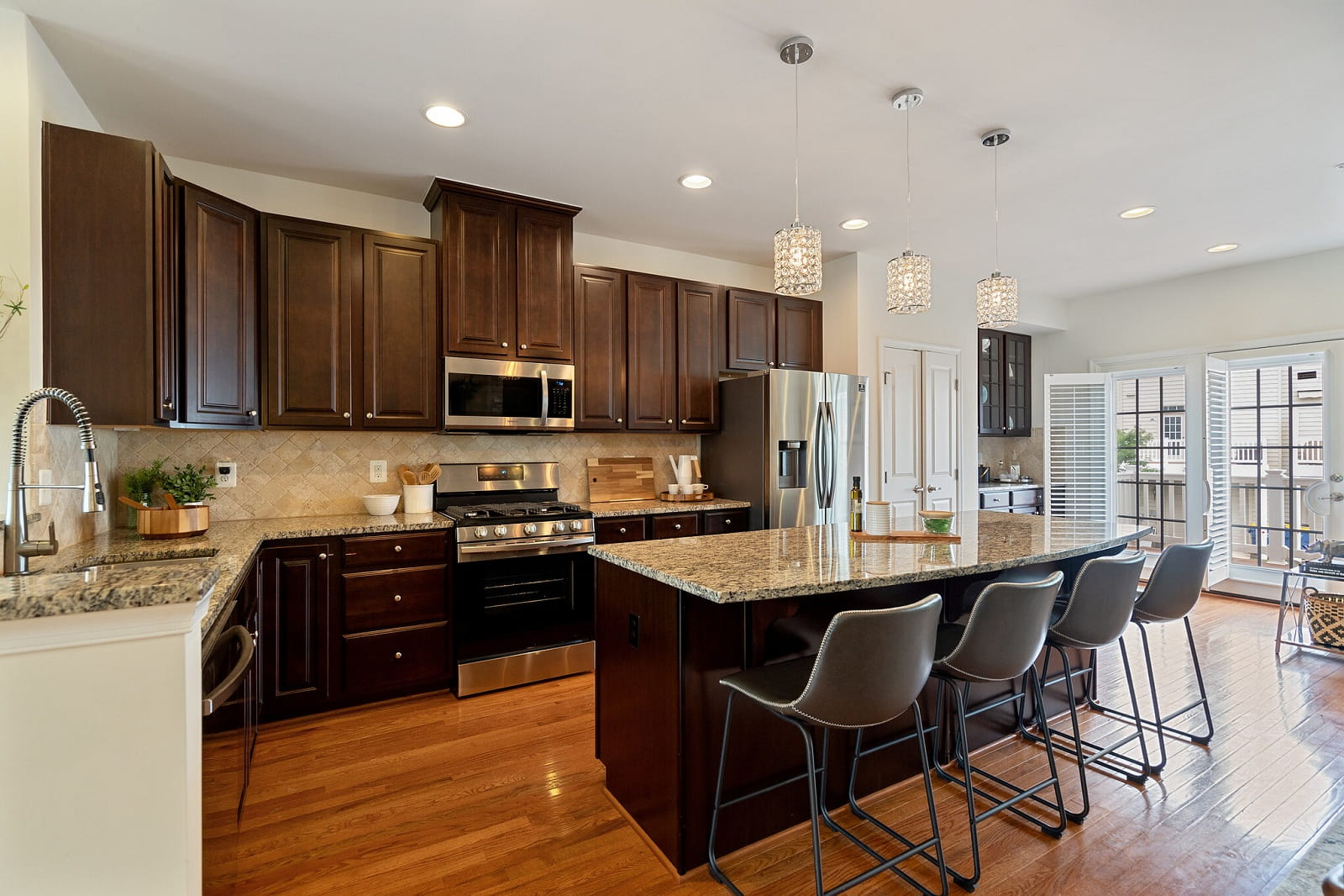 Real Estate Photography in Washington D.C - Kitchen View