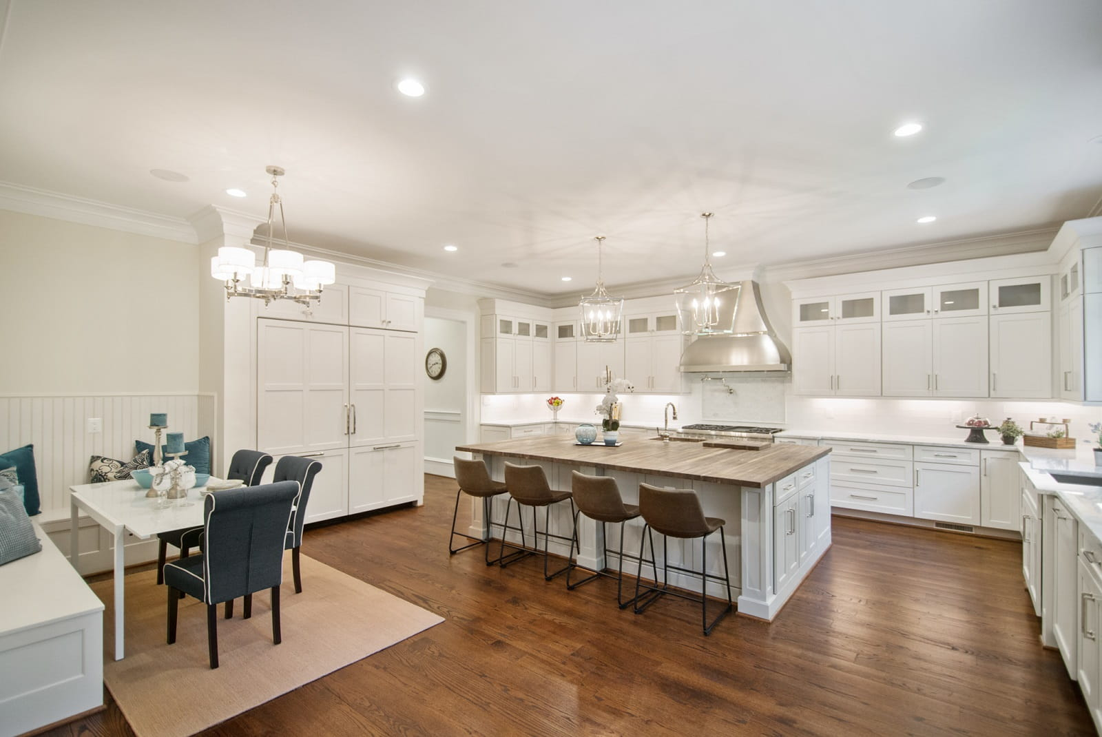 Real Estate Photography in Arlington - Kitchen View