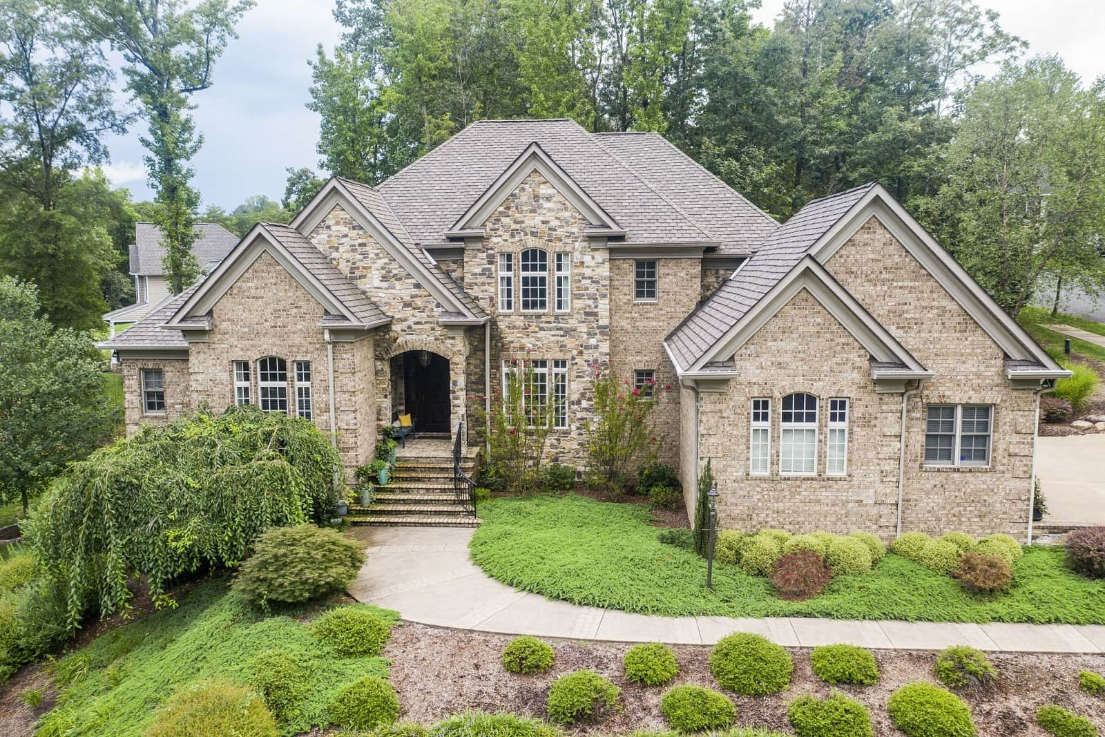 Real Estate Photography in Fredericksburg - Front View