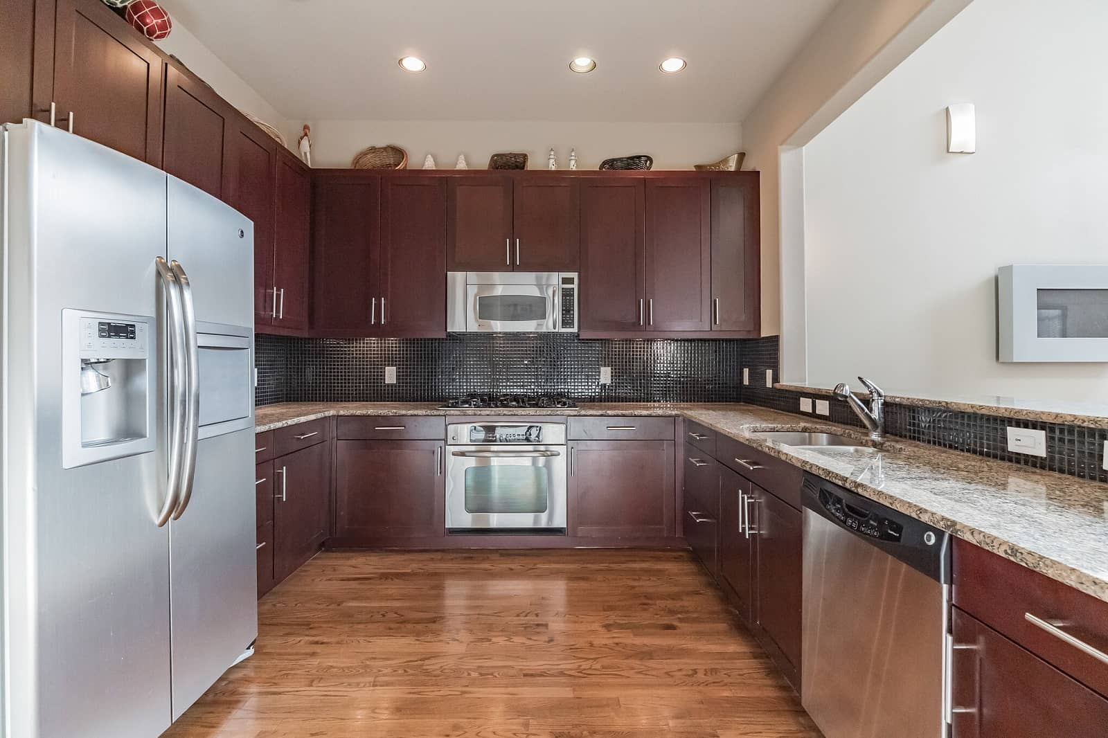 Real Estate Photography in Fort Worth - Kitchen View