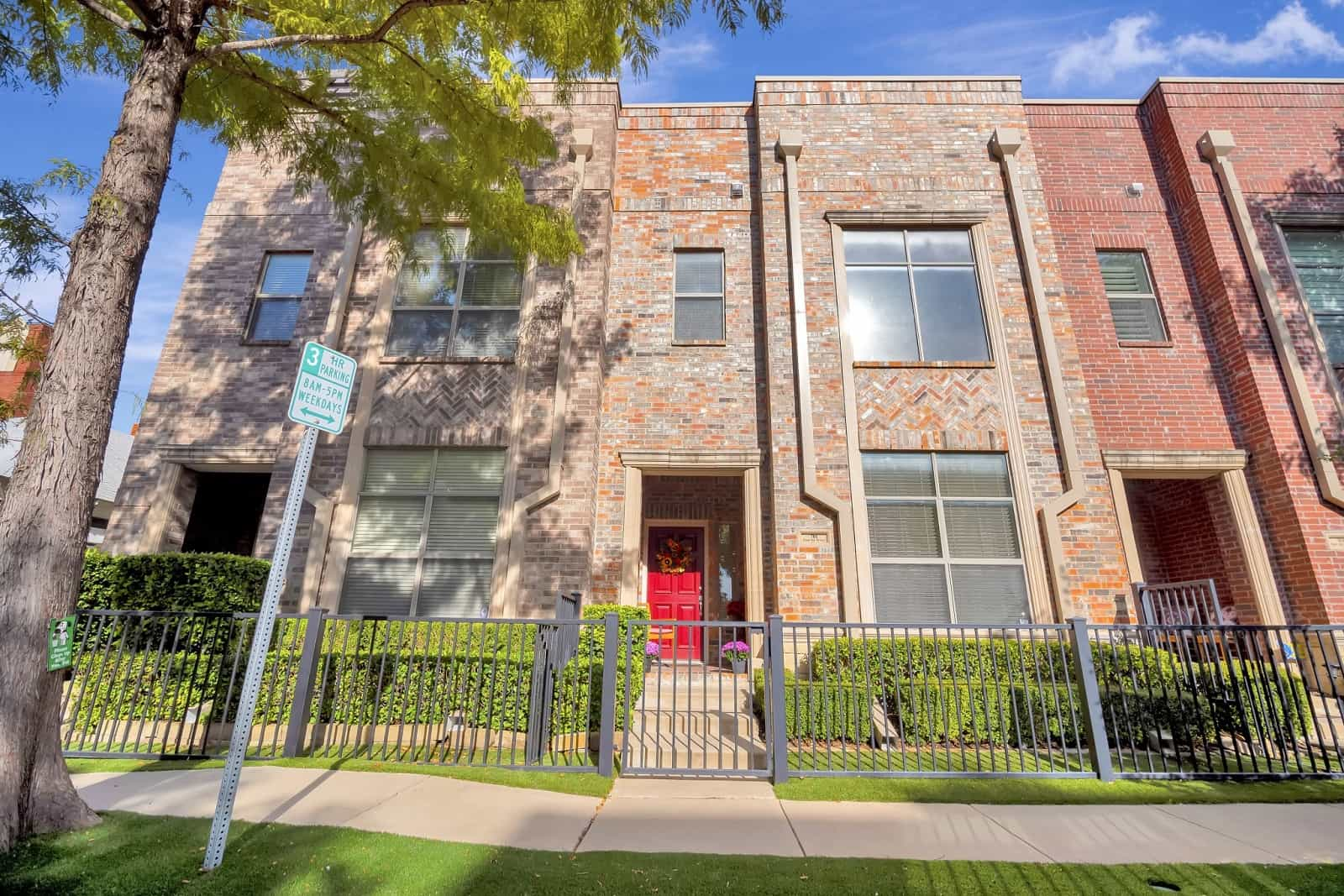 Real Estate Photography in Fort Worth - Front View