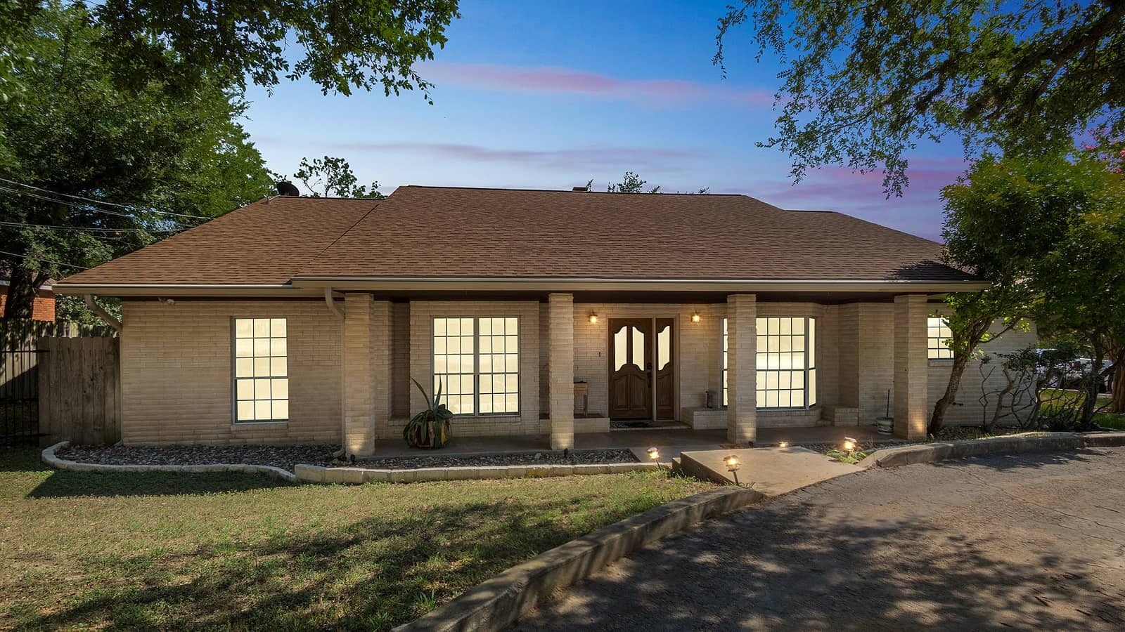 Real Estate Photography in San Marcos - TX - Front View