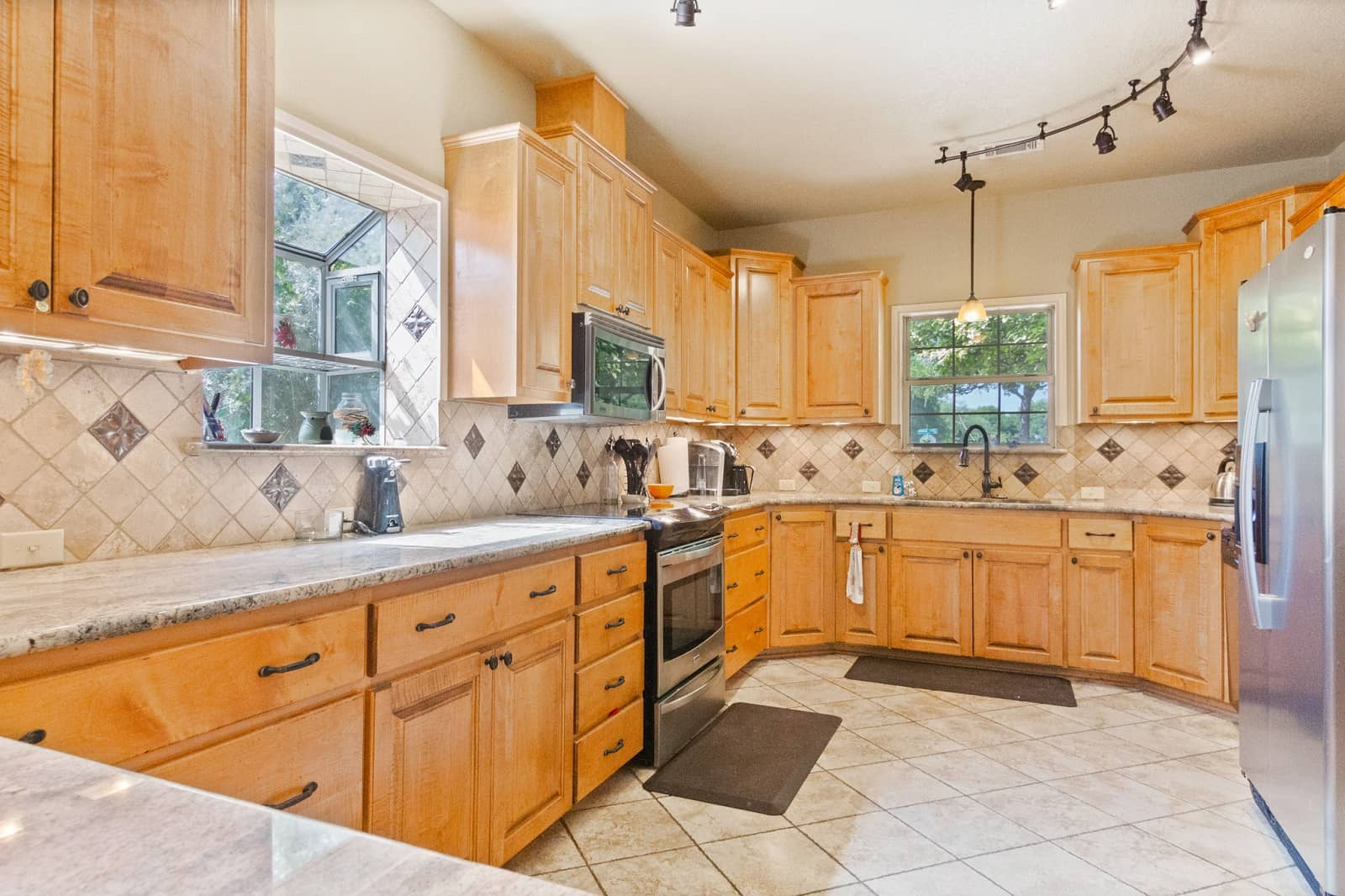 Real Estate Photography in San Marcos - TX - Kitchen View
