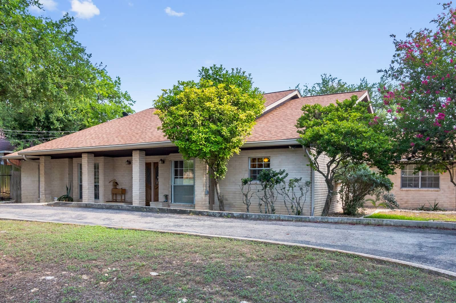 Real Estate Photography in San Marcos - TX - Side View
