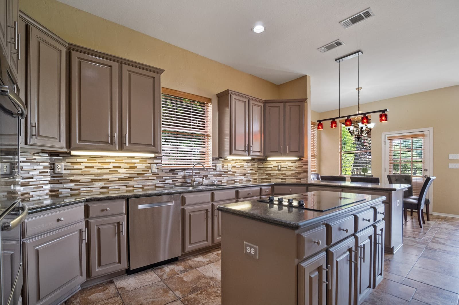 Real Estate Photography in Plano - TX - Kitchen View