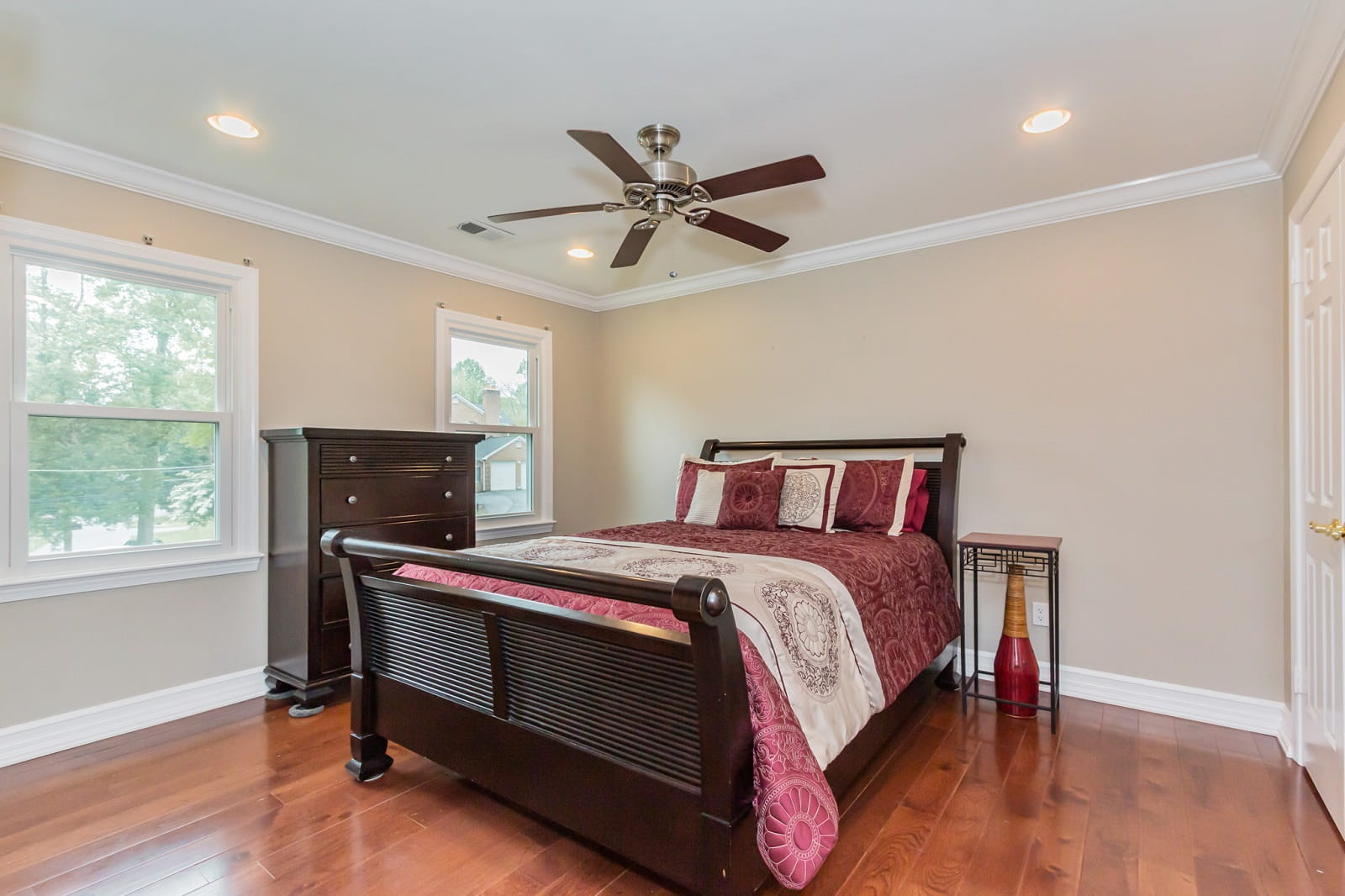 Real Estate Photography in Bethesda - Bedroom View