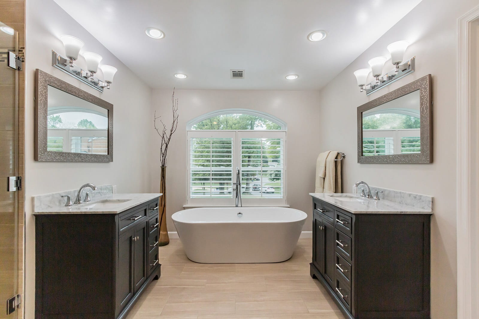 Real Estate Photography in Bethesda - Bath View