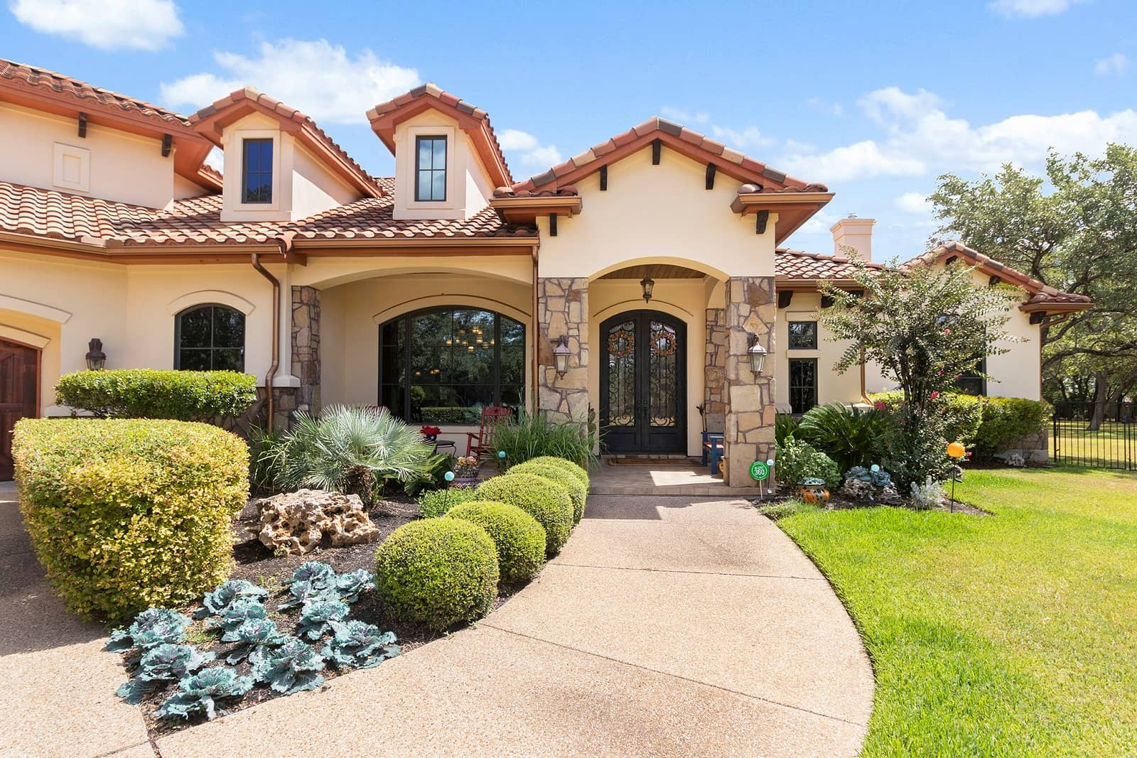 Real Estate Photography in Cedar Park - TX - Front View