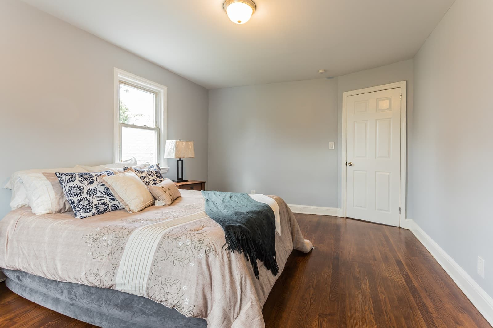 Real Estate Photography in Hempstead - NY - USA - Bedroom View
