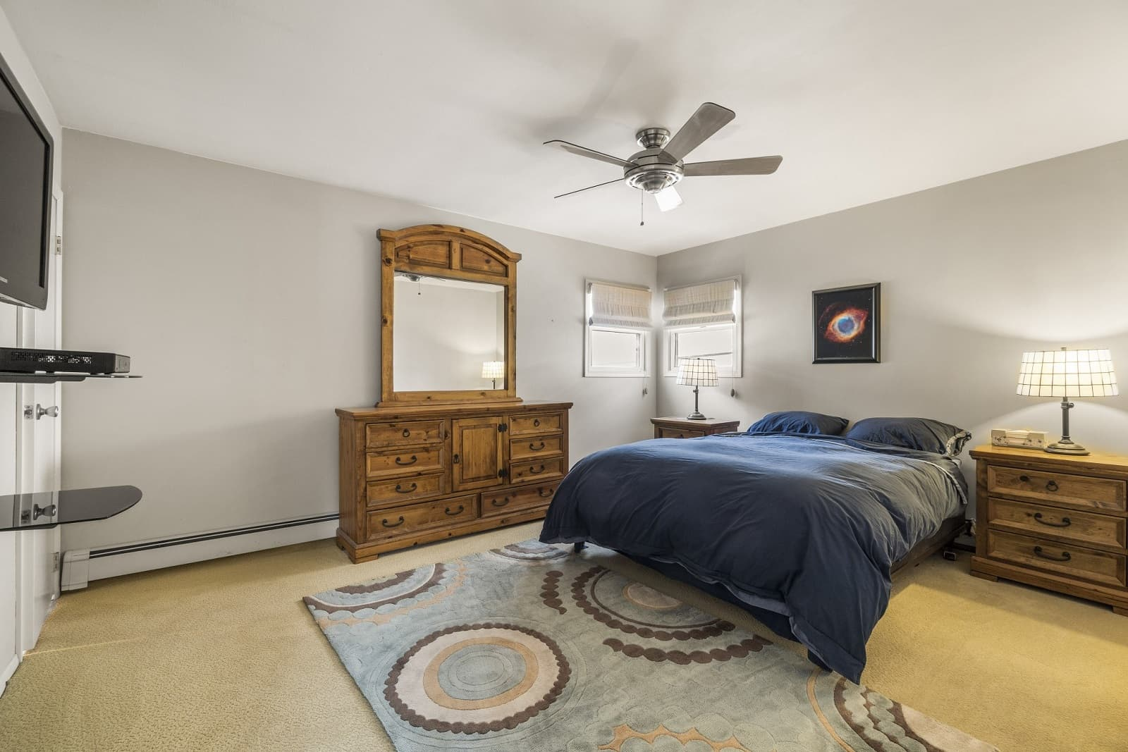 Real Estate Photography in Long Beach - NY - USA - Bedroom View
