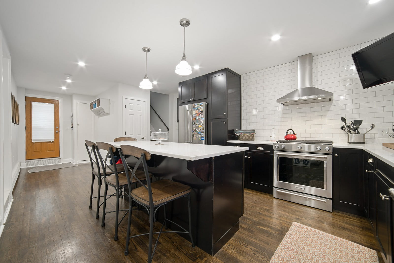 Real Estate Photography in Bronx - New York - USA - Kitchen View