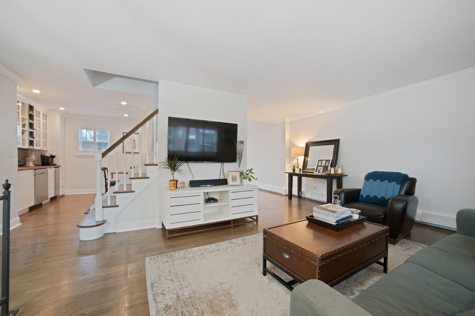 Real Estate Photography in Bronx - New York - USA - Living Area View