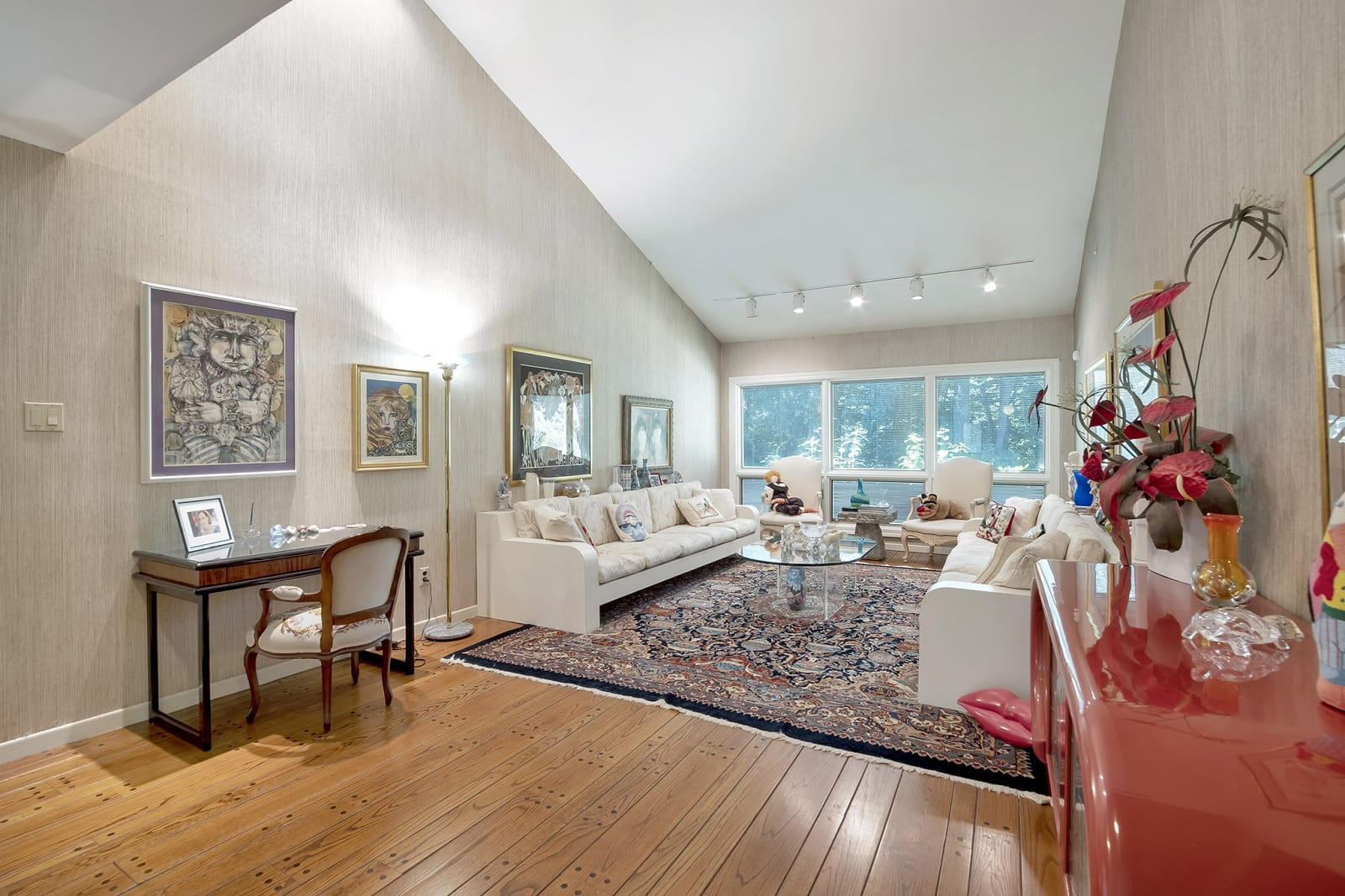Real Estate Photography in Staten Island - New York - NY - USA - Living Area View