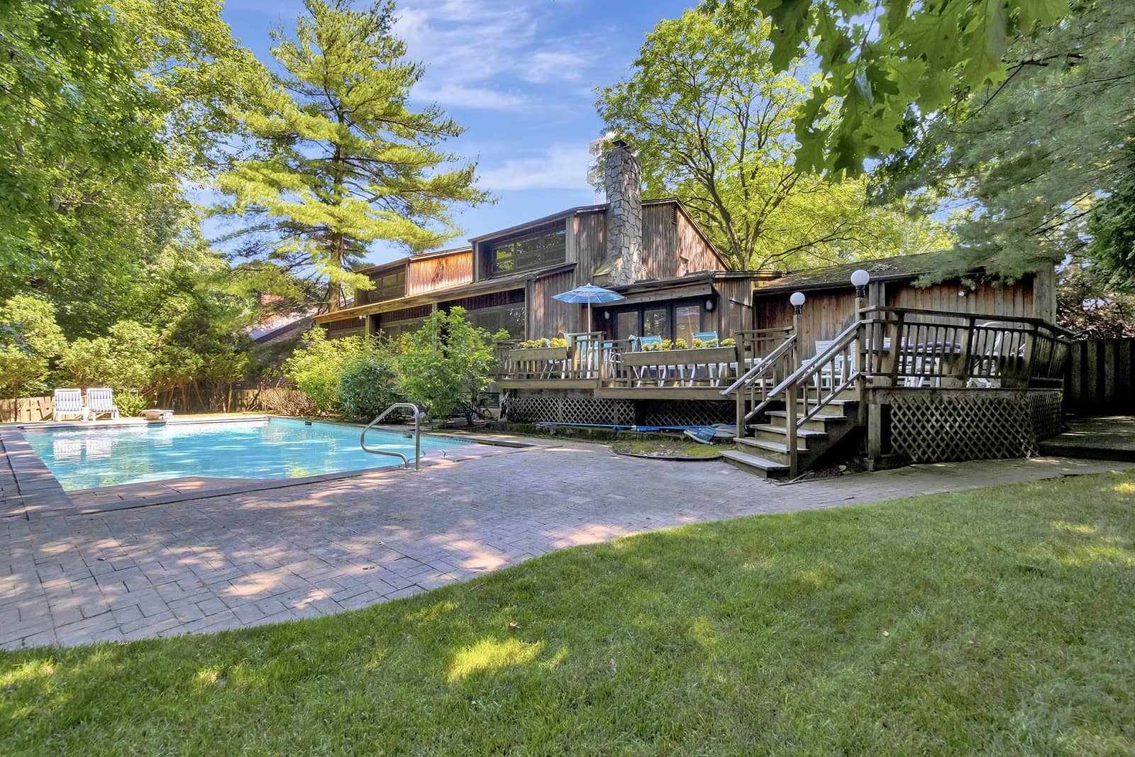 Real Estate Photography in Staten Island - New York - NY - USA - Front View
