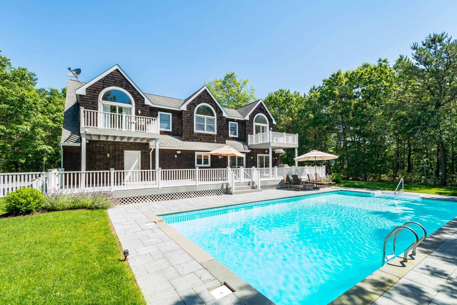 Real Estate Photography in The Hamptons - NY - USA - Front View