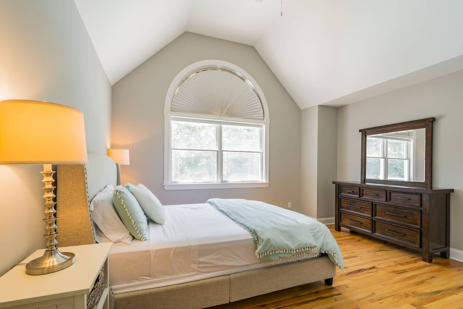 Real Estate Photography in The Hamptons - NY - USA - Bedroom View
