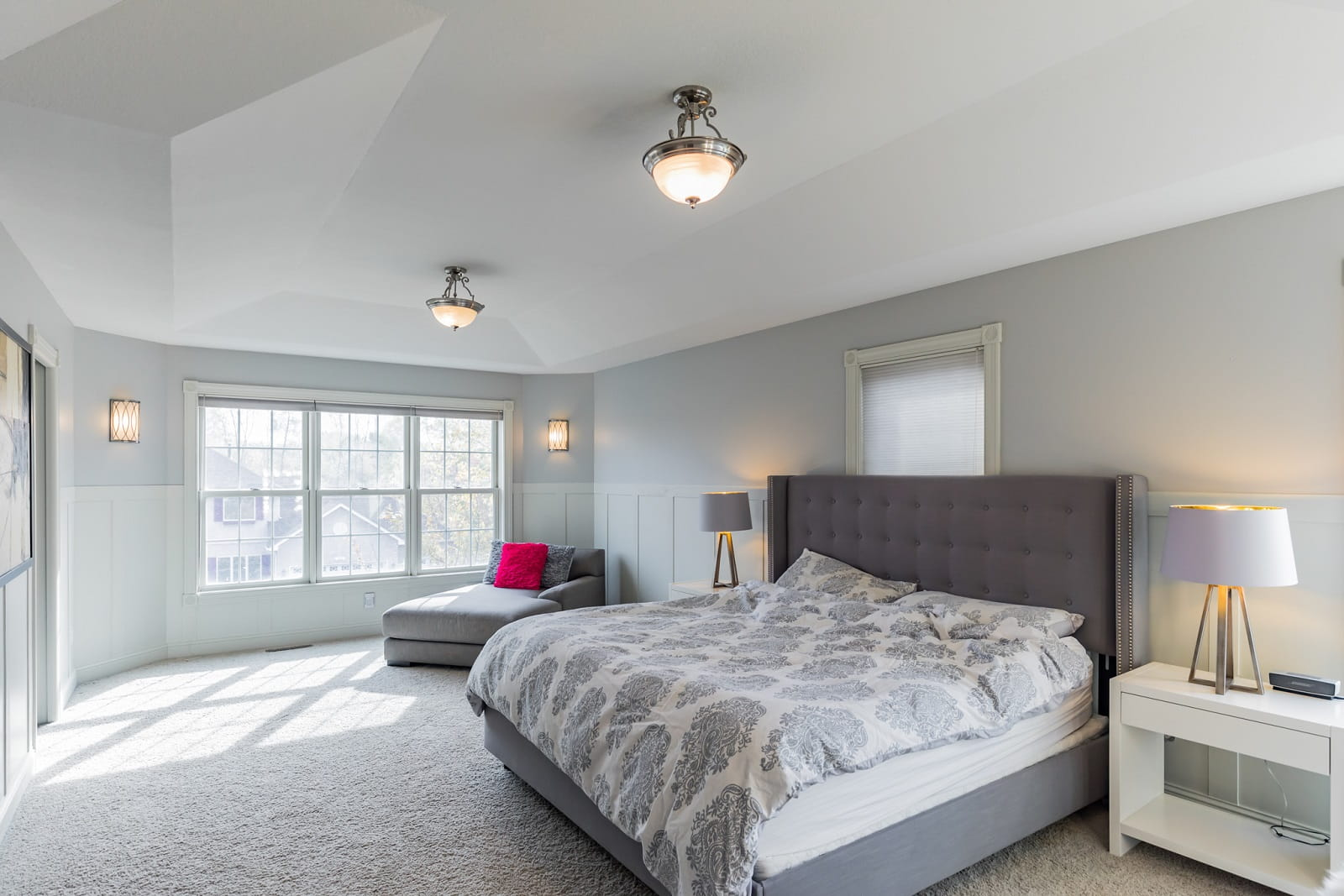 Real Estate Photography in Bloomington - MN - Bedroom View
