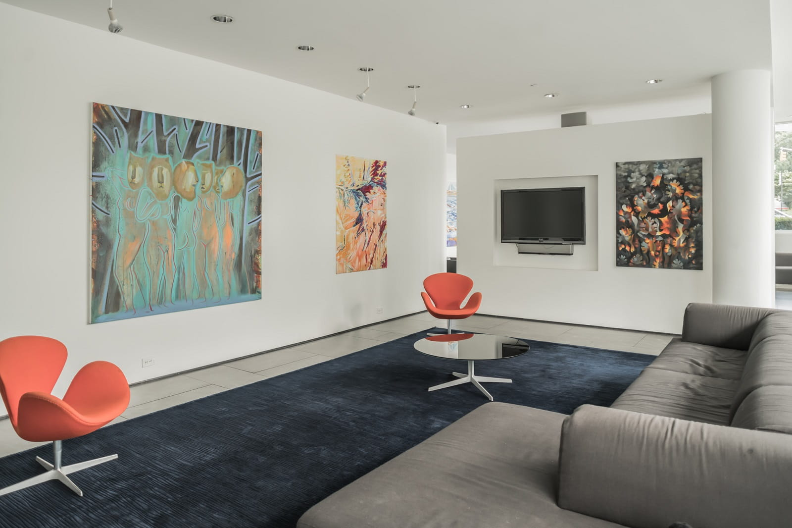Real Estate Photography in Brooklyn - NY - USA - Living Area View