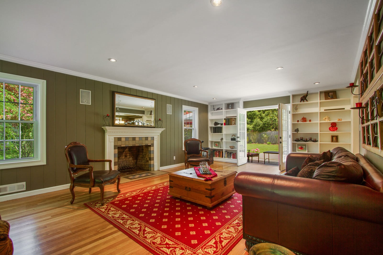 Real Estate Photography in Westchester - NY - USA - Living AreaView