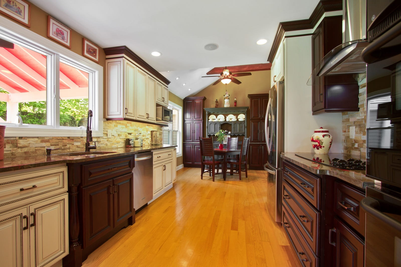 Real Estate Photography in Westchester - NY - USA - Kitchen View