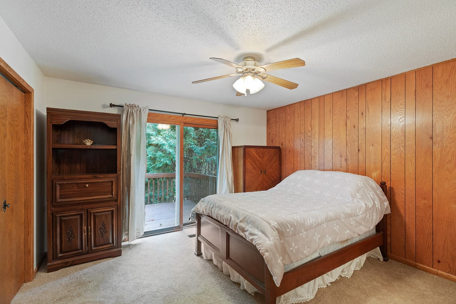 Real Estate Photography in Minnetonka - MN - Bedroom View