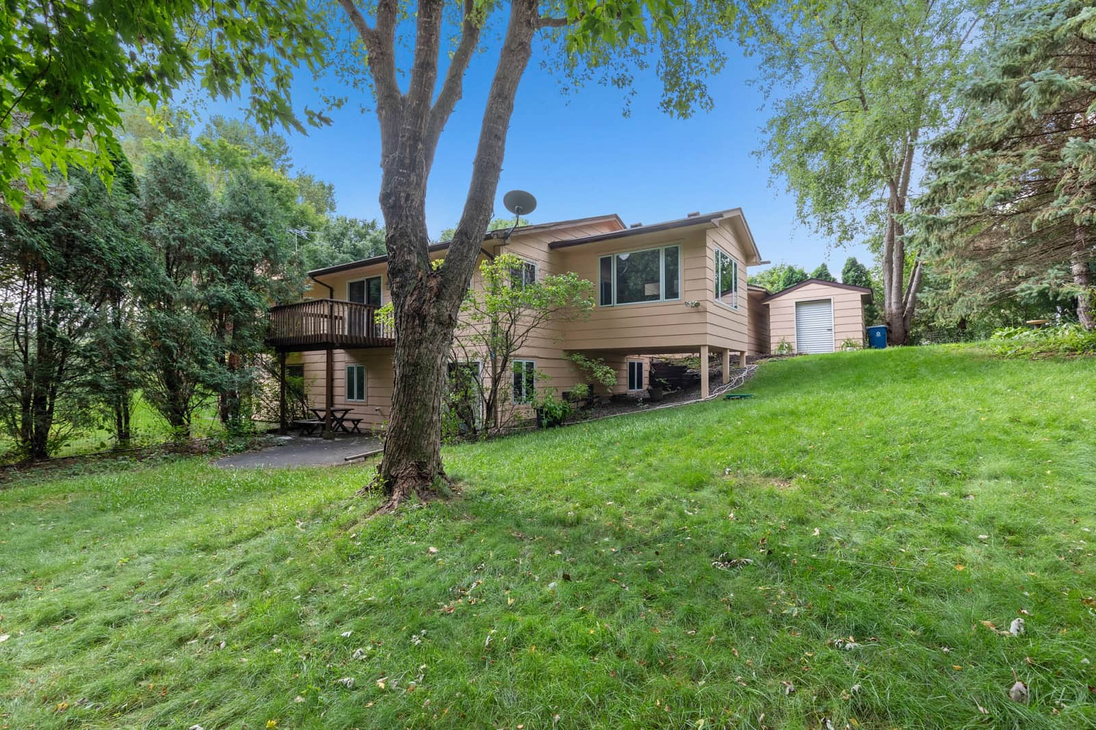 Real Estate Photography in Minnetonka - MN - Front View