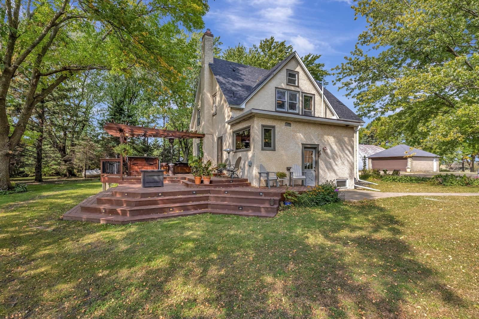 Real Estate Photography in Belle Plaine - MN - Front View