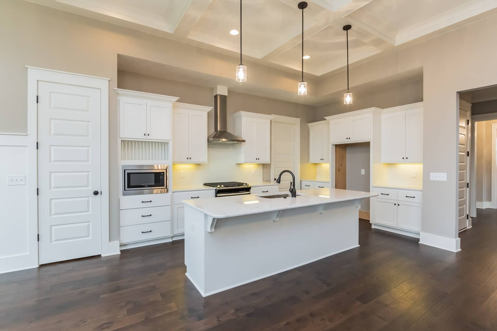 Real Estate Photography in Franklin - TN - USA - Kitchen View