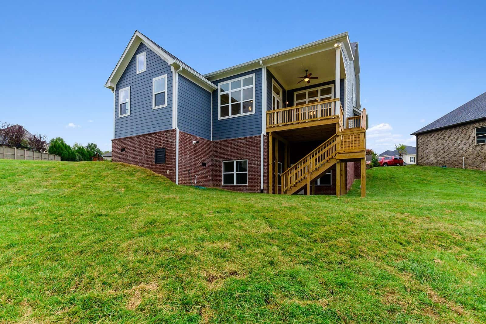 Real Estate Photography in Franklin - TN - USA - Front View