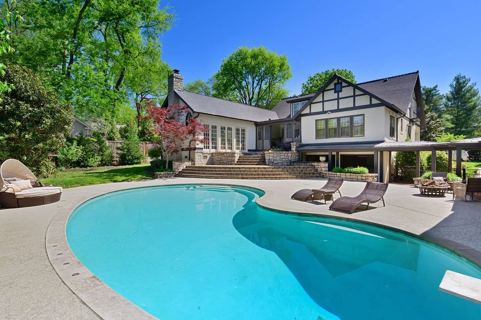 Real Estate Photography in Nashville - TN - USA - Front View