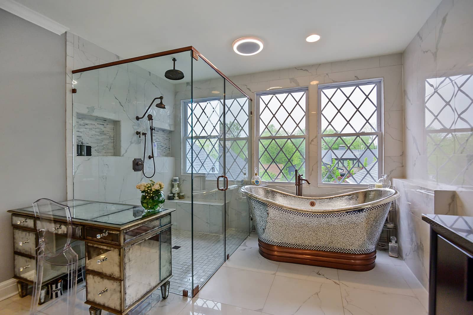 Real Estate Photography in Nashville - TN - USA - Bathroom View