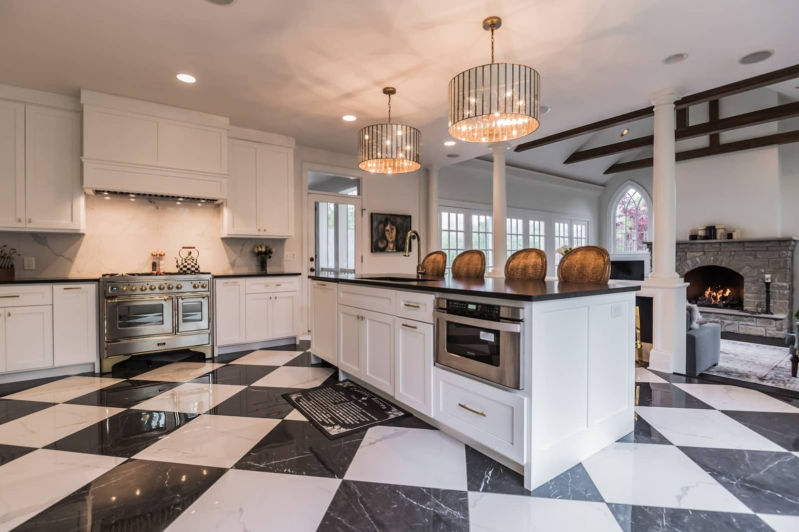 Real Estate Photography in Nashville - TN - USA - Kitchen View