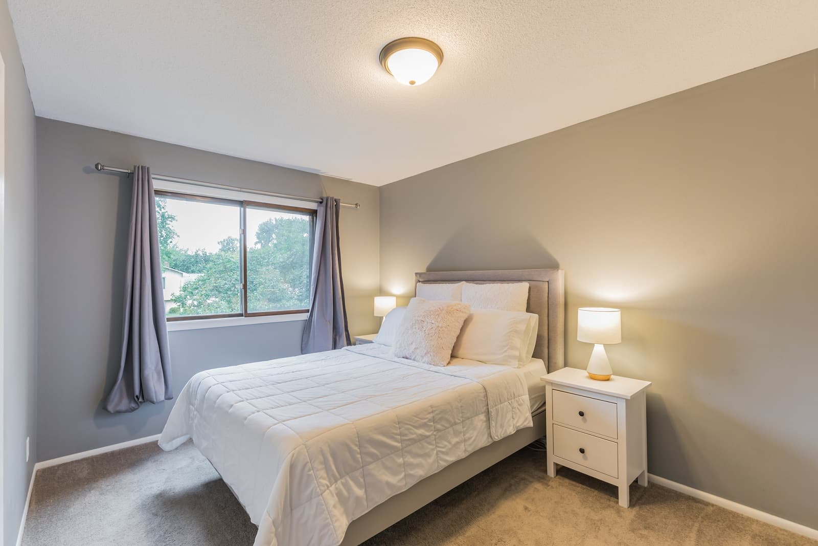 Real Estate Photography in Minneapolis - MN - Bedroom View