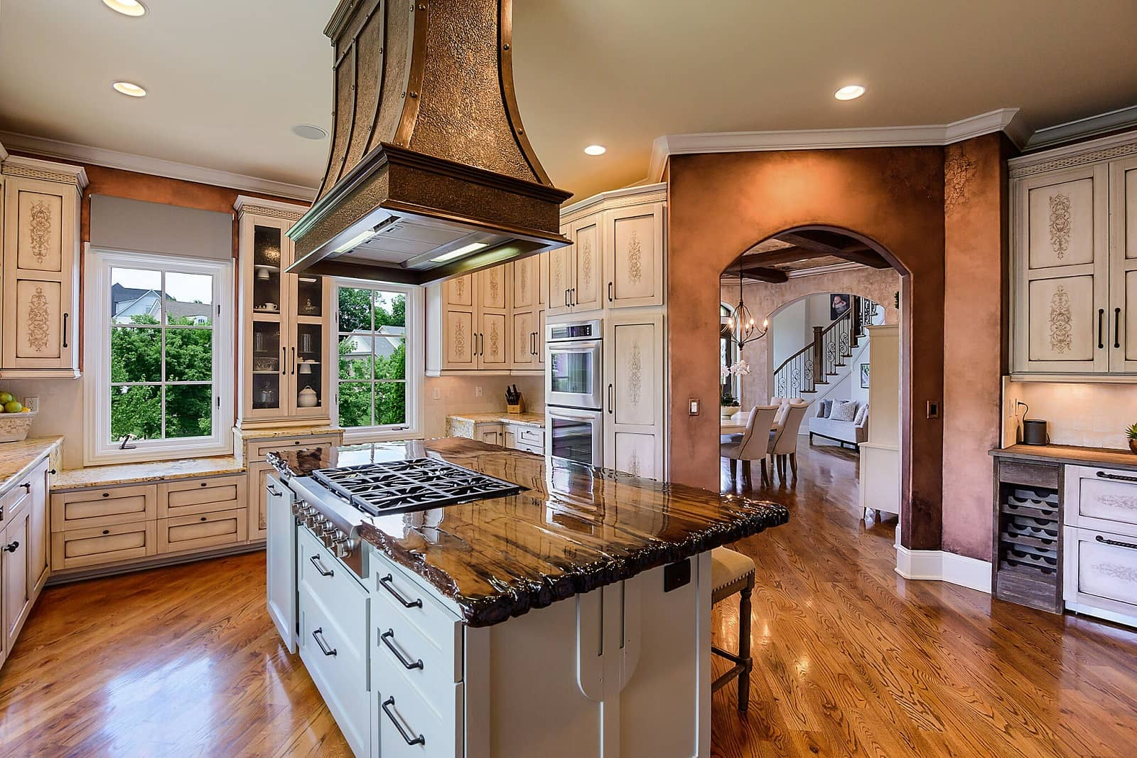 Real Estate Photography in Brentwood - TN - USA - Kitchen View
