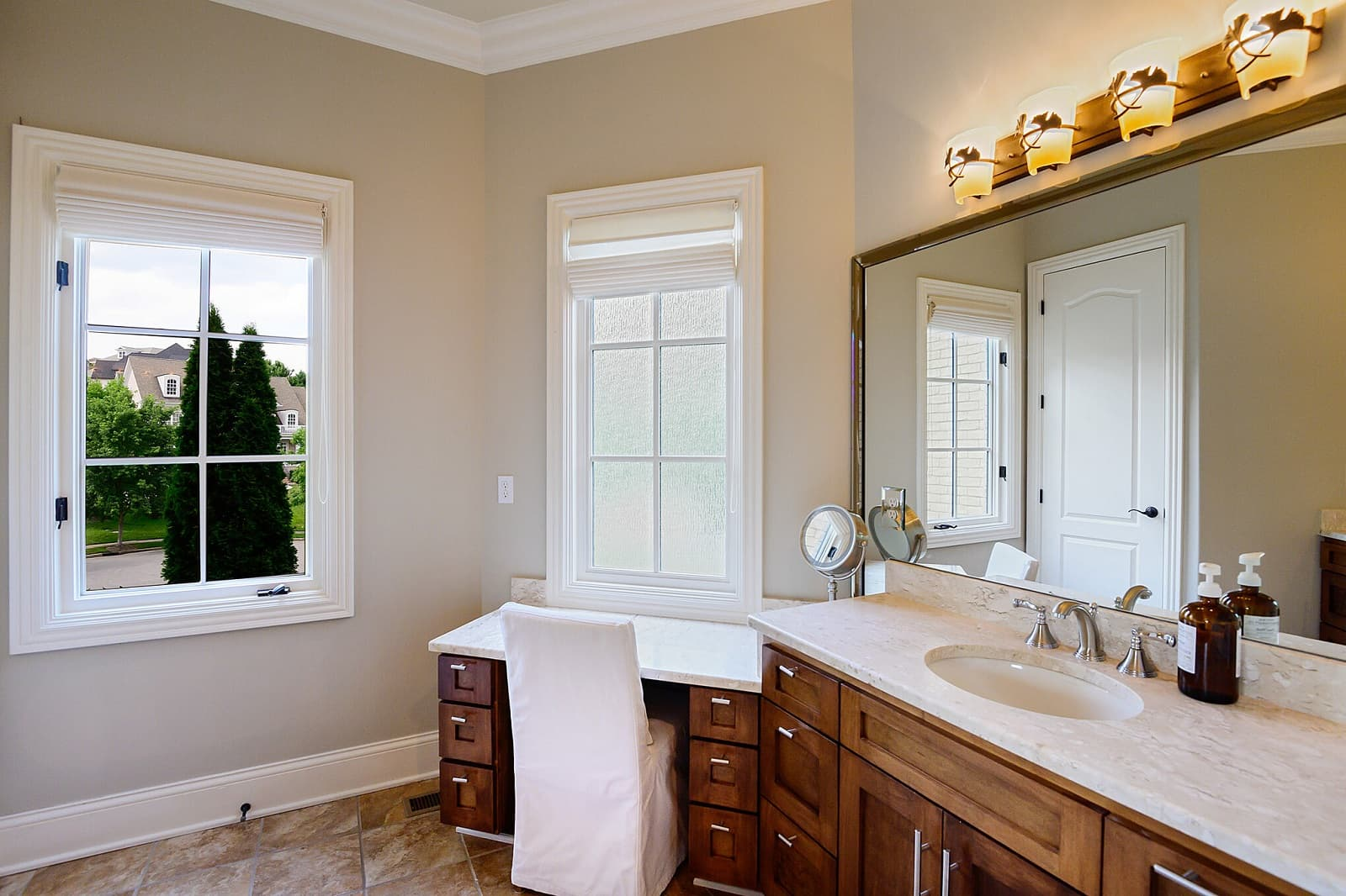 Real Estate Photography in Brentwood - TN - USA - Bathroom View
