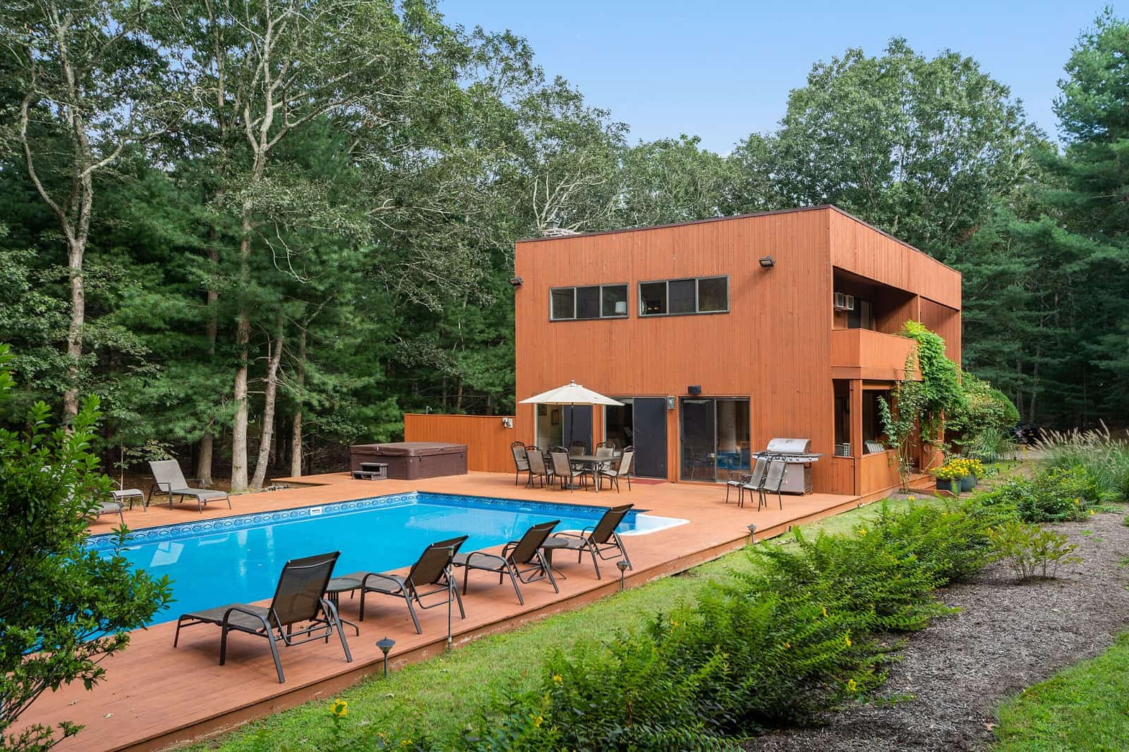 Real Estate Photography in Montauk - NY - USA - Front View