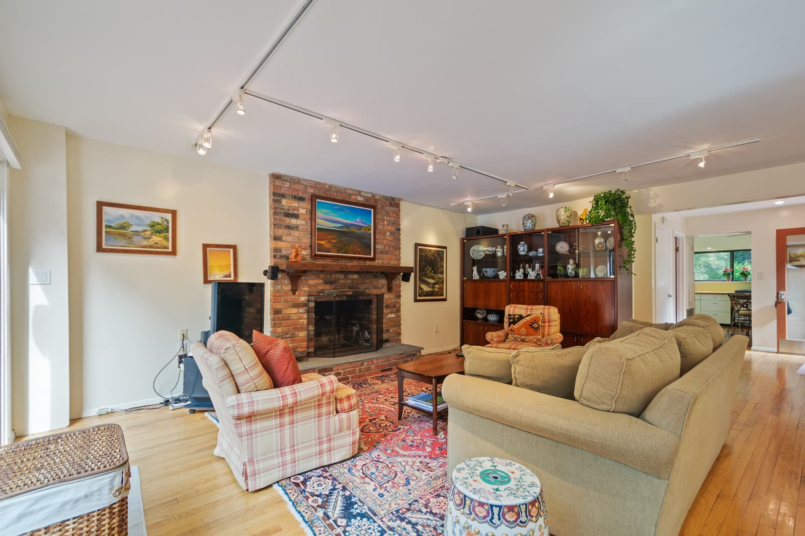 Real Estate Photography in Montauk - NY - USA - Living Area View