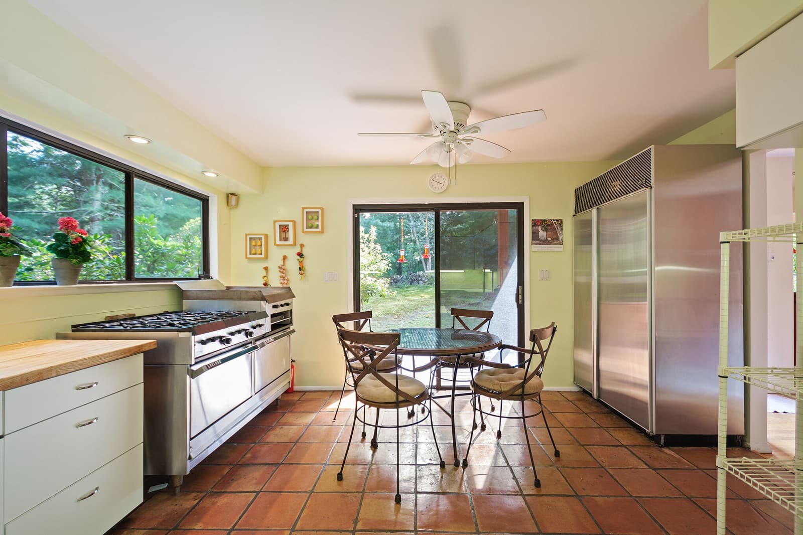 Real Estate Photography in Montauk - NY - USA - Kitchen View